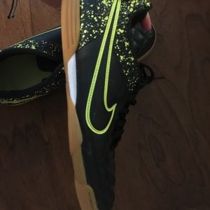 Nike futsal barely worn shoes